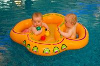 Buy Twins Swim Floats & Inflatable Pool floats Online At Great Prices